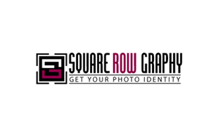 Square Row Graphy Photography & Videography Logo Design