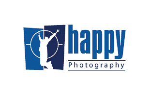 Happy  Photography & Videography Logo Design