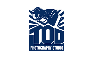Tod Photography Studio Photography & Videography Logo Design
