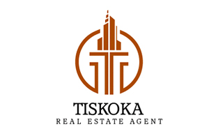 Tiskoka Real Estate & Construction Logo Design