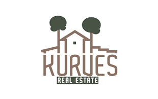 Rurues Real Estate Real Estate & Construction Logo Design
