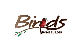 Birds Real Estate & Construction Logo Design