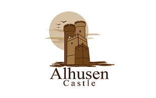 Alhesen Real Estate & Construction Logo Design
