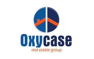 Oxycase Real Estate & Construction Logo Design