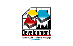 3 Arrow Development Real Estate & Construction Logo Design