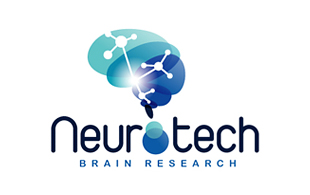 Neurotech Brain Research and Development Logo Design