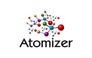 Atomizer Research and Development Logo Design