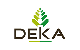 DEKA Creators Research and Development Logo Design