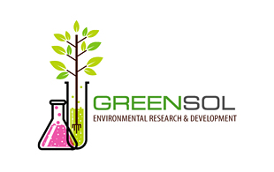 GreenSol Research and Development Logo Design
