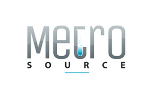 Metro Source Research and Development Logo Design