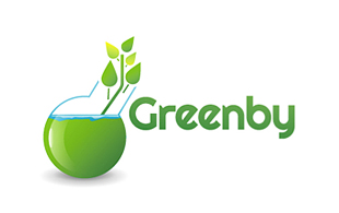 Greenby Research and Development Logo Design