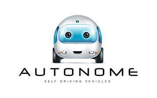 Autonome Research and Development Logo Design