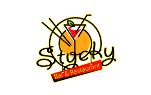 Styeky Restaurant & Bar Logo Design