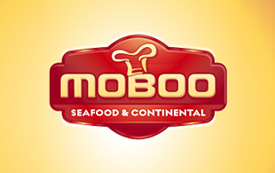 Moboo Restaurant & Bar Logo Design