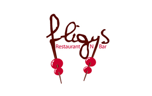 Fligys Restaurant & Bar Logo Design