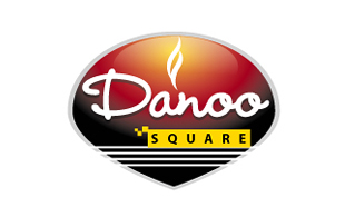 Danoo Square Restaurant & Bar Logo Design
