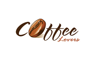Coffee Lovers Restaurant & Bar Logo Design