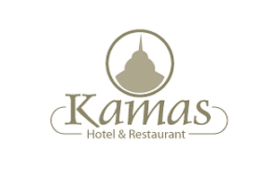 Kamas Restaurant & Bar Logo Design