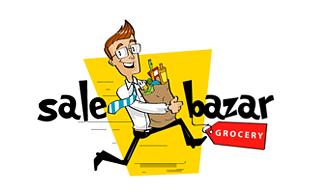Sales Bazar Retail & Sales Logo Design