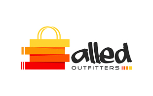 Alled Retail & Sales Logo Design