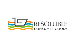 Resoluble Retail & Sales Logo Design