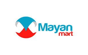 Mayan Mart Retail & Sales Logo Design