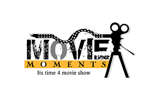 Movie Moments Rugged Logo Design