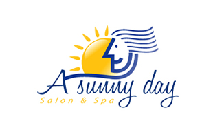 A Sunny Day Salon & Day-Spa Logo Design