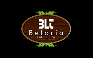 BLT Leloria Salon & Day-Spa Logo Design