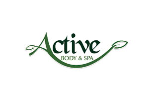 Active Body & Spa Salon & Day-Spa Logo Design