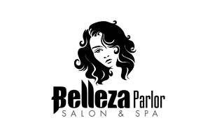 Belleza Parlor Salon & Day-Spa Logo Design