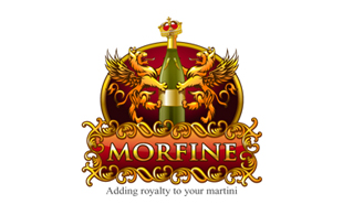 Morfine Security & Investigations Logo Design
