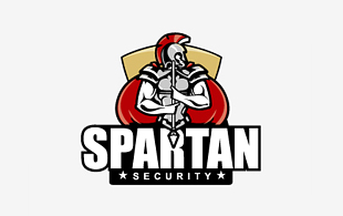 Spartan Security Security & Investigations Logo Design
