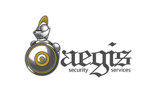 Aegis Security & Investigations Logo Design
