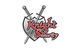Knight Security Security & Investigations Logo Design