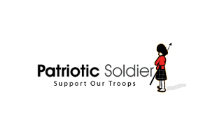 Patriotic Soldier Security & Investigations Logo Design