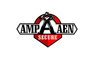 Ampaaen Security & Investigations Logo Design