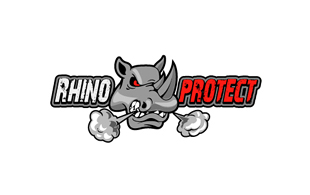 Rhino Protect Security & Investigations Logo Design