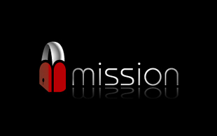 Mission Security & Investigations Logo Design