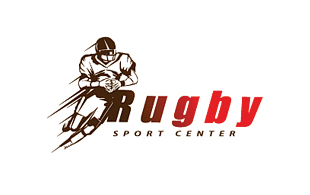 Rugby Sports Centre Sports & Athletics Logo Design