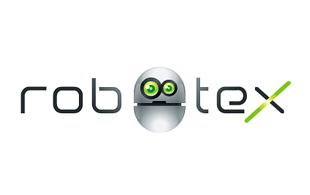 Robotex Textual Logo Design
