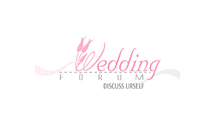 Wedding Textual Logo Design