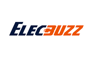 Elecbuzz Textual Logo Design