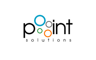 Point Textual Logo Design