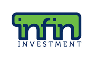 Infini Investment Textual Logo Design