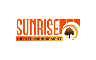 Sunrise Wealth Management & Financial Services Logo Design