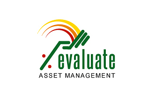 Evaluate Wealth Management & Financial Services Logo Design
