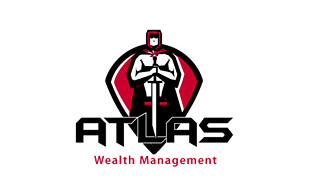 Atlas Wealth Management & Financial Services Logo Design