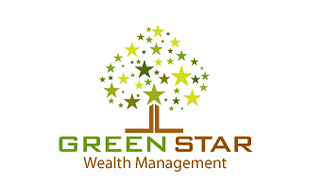 Green Star Wealth Management & Financial Services Logo Design