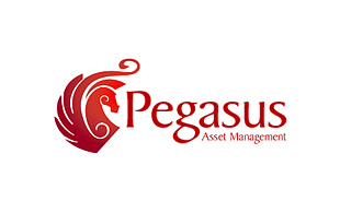 Pegasus Wealth Management & Financial Services Logo Design